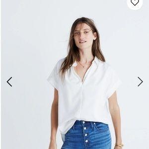 Madewell central shirt size Medium